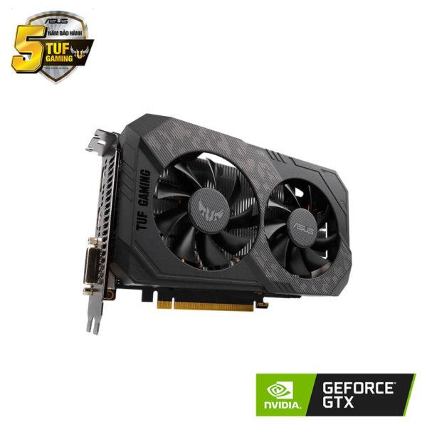 Asus Tuf Gaming Geforce® Gtx 1660 Super™ Oc 6gb Gddr6 H4