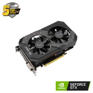 Asus Tuf Gaming Geforce® Gtx 1660 Super™ Oc 6gb Gddr6 H6