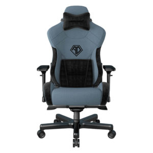 Andaseat T Pro 2 Smooth Line Fabric Gaming Chair (blue) H1
