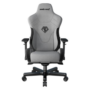 Andaseat T Pro 2 Smooth Line Fabric Gaming Chair (grey) H1