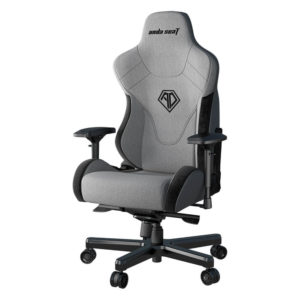 Andaseat T Pro 2 Smooth Line Fabric Gaming Chair (grey) H2