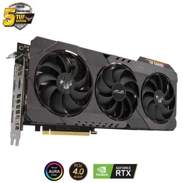 Asus Tuf Gaming Geforce Rtx™ 3070 O8g 03