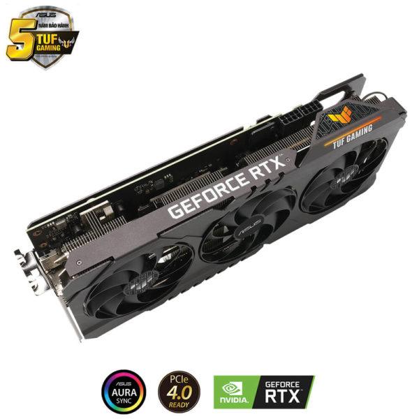 Asus Tuf Gaming Geforce Rtx™ 3070 O8g 06