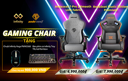 Banner Mobile Ghế Andaseat