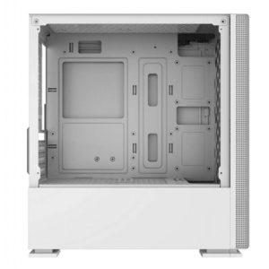 Case Xigmatek Nyc Artic White Mini Tower Case 04