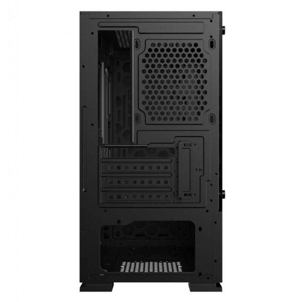 Case Xigmatek Nyc Black Mini Tower Case 02