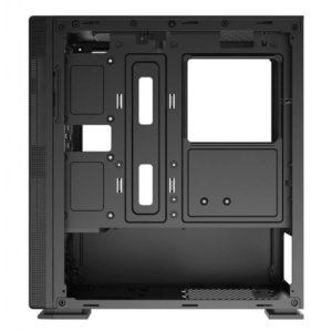 Case Xigmatek Nyc Black Mini Tower Case 04