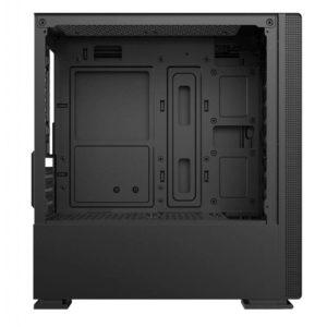 Case Xigmatek Nyc Black Mini Tower Case 05
