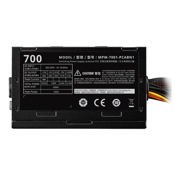 Cooler Master Elite P700 230v V3 04