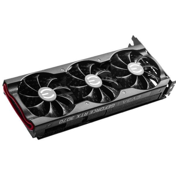 Evga Geforce Rtx 3070 Xc3 Black Gaming 8gb Gddr6 05