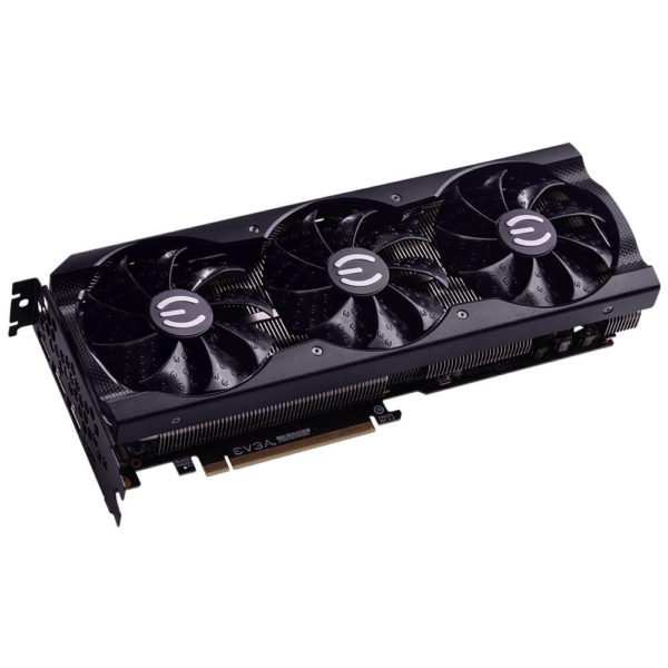 Evga Geforce Rtx 3080 Xc3 Black Gaming 10gb Gddr6x 03