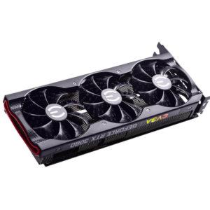 Evga Geforce Rtx 3080 Xc3 Black Gaming 10gb Gddr6x 05