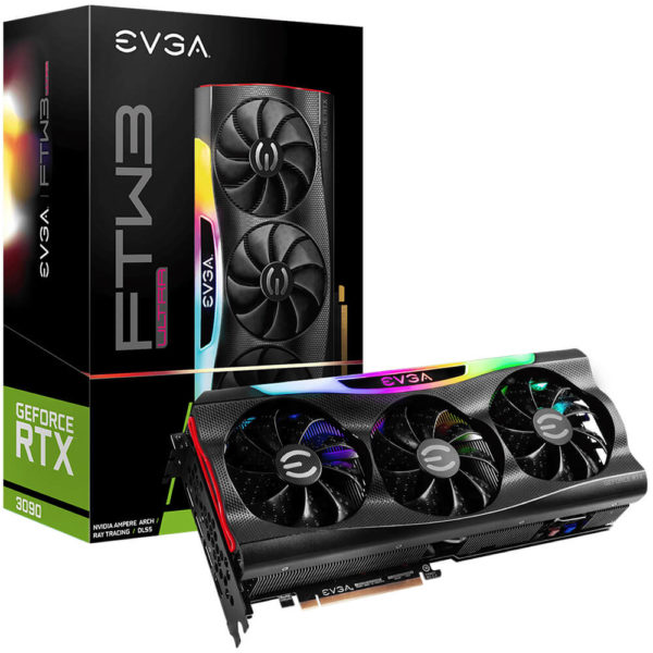 Evga Geforce Rtx 3090 Ftw3 Ultra Gaming 01