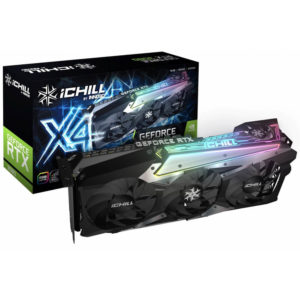 Inno3d Geforce Rtx 3080 Ichill X4 10gb Gddr6x
