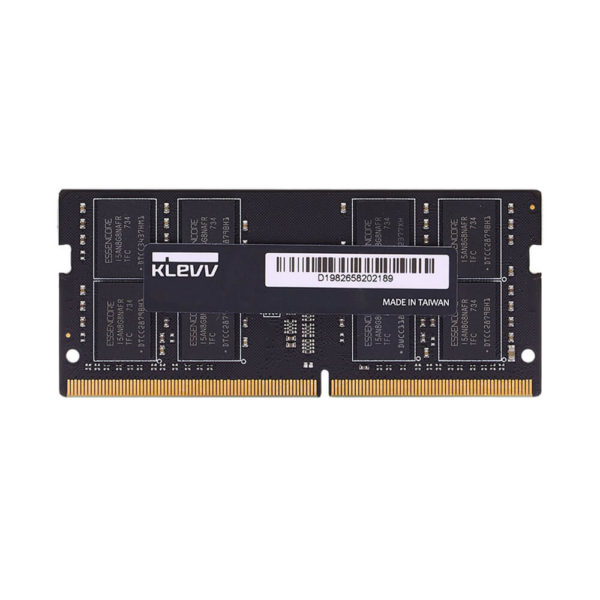 Klevv Standard So Dimm Ddr4 For Laptop 01