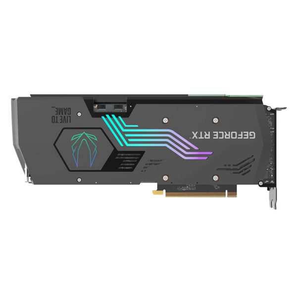 Zotac Gaming Geforce Rtx 3080 Amp Holo H3