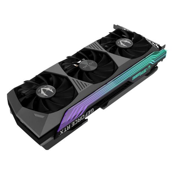 Zotac Gaming Geforce Rtx 3080 Amp Holo H5