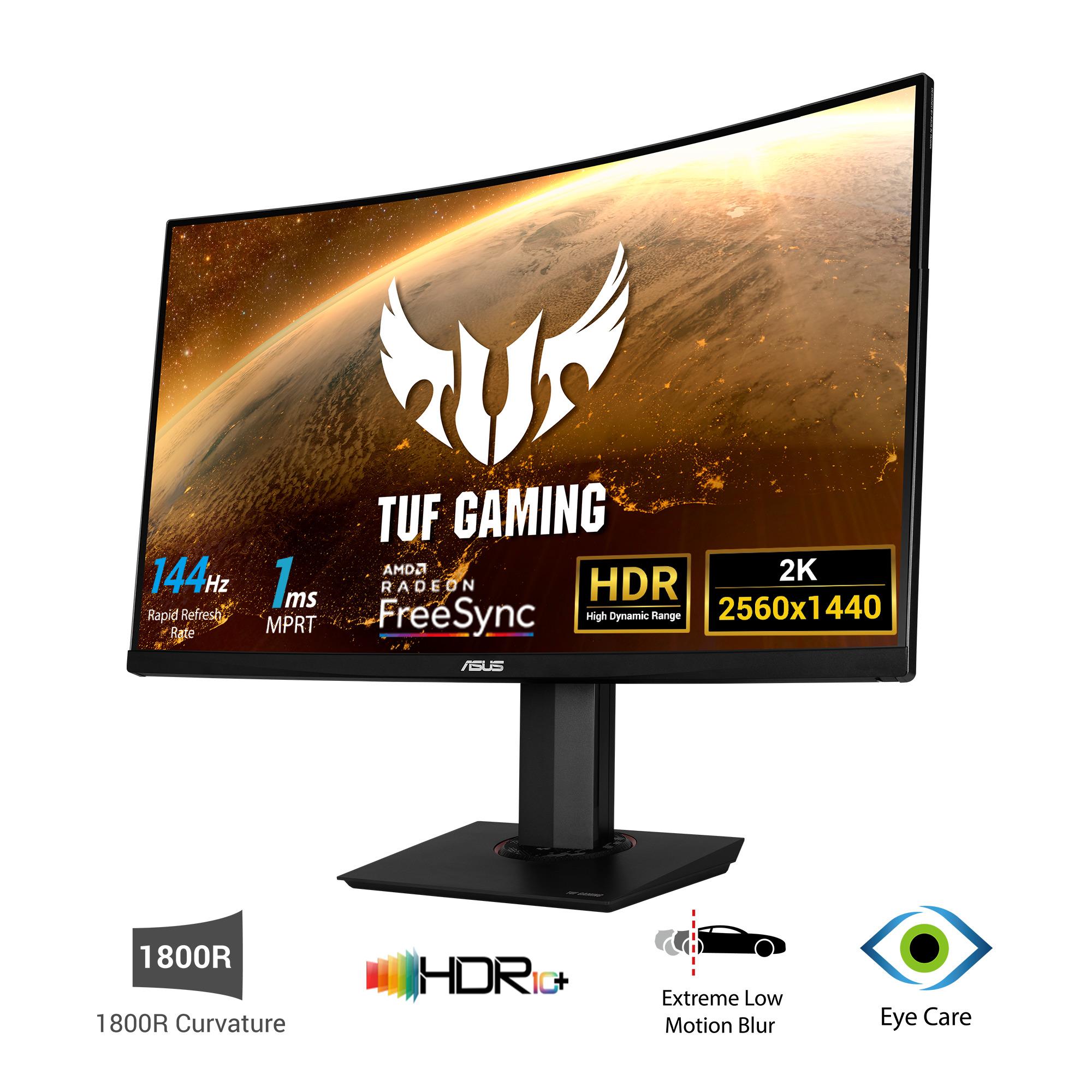 Asus TUF GAMING VG32VQ – 2K 144Hz - HDR