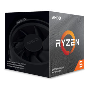 Amd Ryzen™ 5 3600xt 6c:12 Upto 4.5ghz