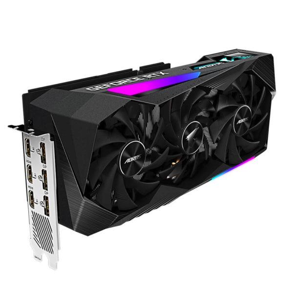 Aorus Geforce® Rtx 3060 Ti Master 8g H9