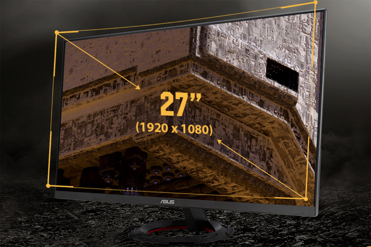 Asus Tuf Gaming Vg279q1r Gaming Monitor – 27 Inch Fullhd 144hz Features 2