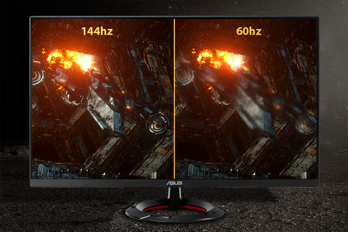 Asus Tuf Gaming Vg279q1r Gaming Monitor – 27 Inch Fullhd 144hz Features 3