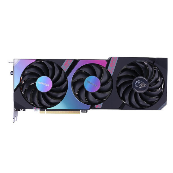 Colorful Igame Geforce Rtx 3060ti Ultra H2