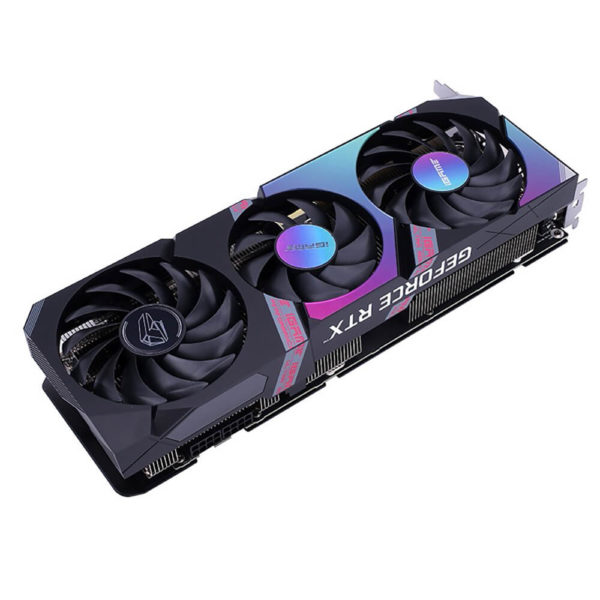 Colorful Igame Geforce Rtx 3060ti Ultra H3
