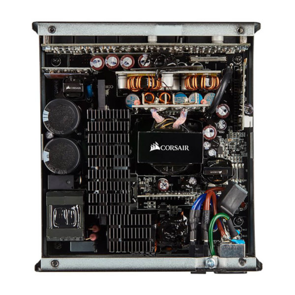 Corsair Rm Series Rm650 80 Plus Gold Full Modular H7