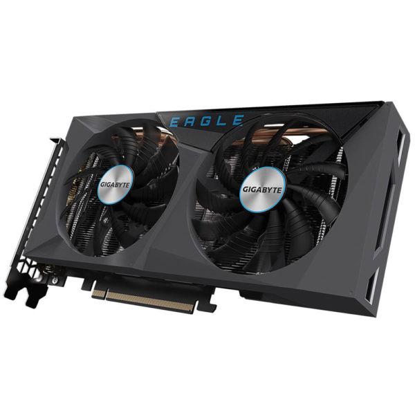 Gigabyte Geforce® Rtx 3060 Ti Eagle 8g Oc H3
