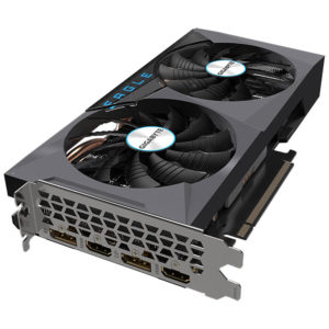 Gigabyte Geforce® Rtx 3060 Ti Eagle 8g Oc H4