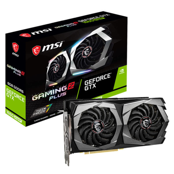 Msi Geforce® Gtx 1660 Super Gaming Z Plus H1