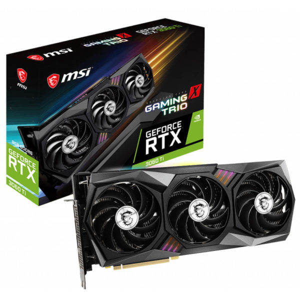 Msi Geforce Rtx 3060 Ti Gaming X Trio 8g H1