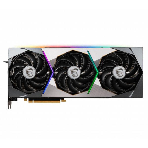 Msi Geforce Rtx 3070 Suprim X 8g H2