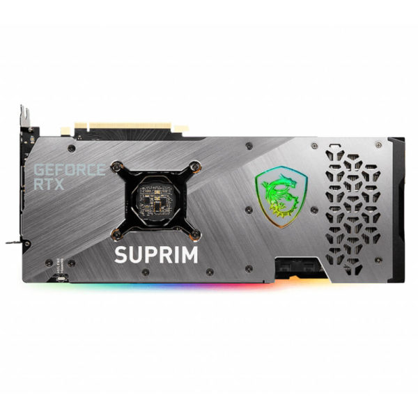 Msi Geforce Rtx 3070 Suprim X 8g H4