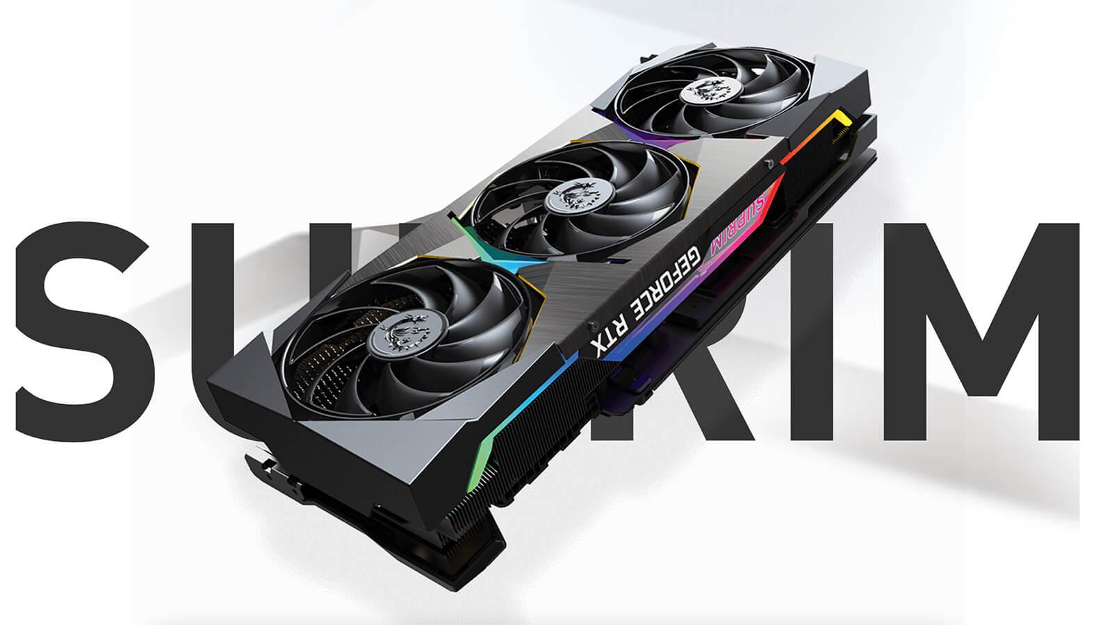 Msi Geforce Rtx 3080 Suprim X 10g 10gb Gddr6x Feature