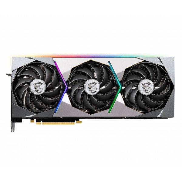Msi Geforce Rtx 3080 Suprim X 10g 10gb Gddr6x H2