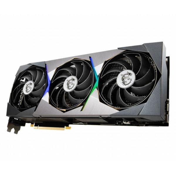 Msi Geforce Rtx 3080 Suprim X 10g 10gb Gddr6x H3