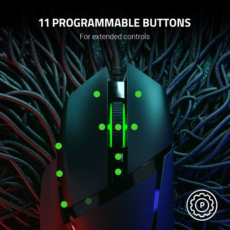 Razer Basilisk V2 Gaming Mouse Features 3