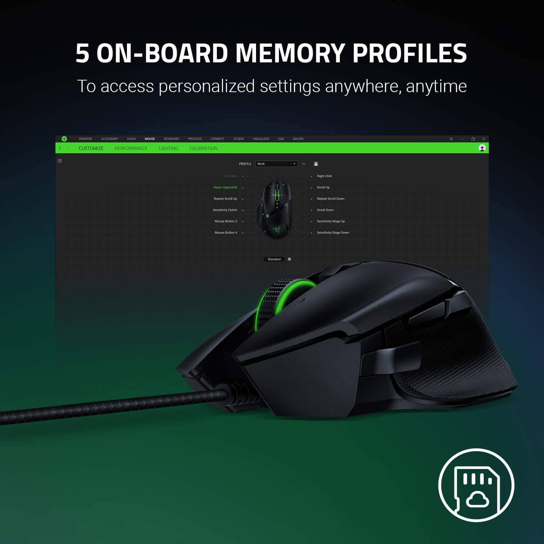 Razer Basilisk V2 Gaming Mouse Features 4