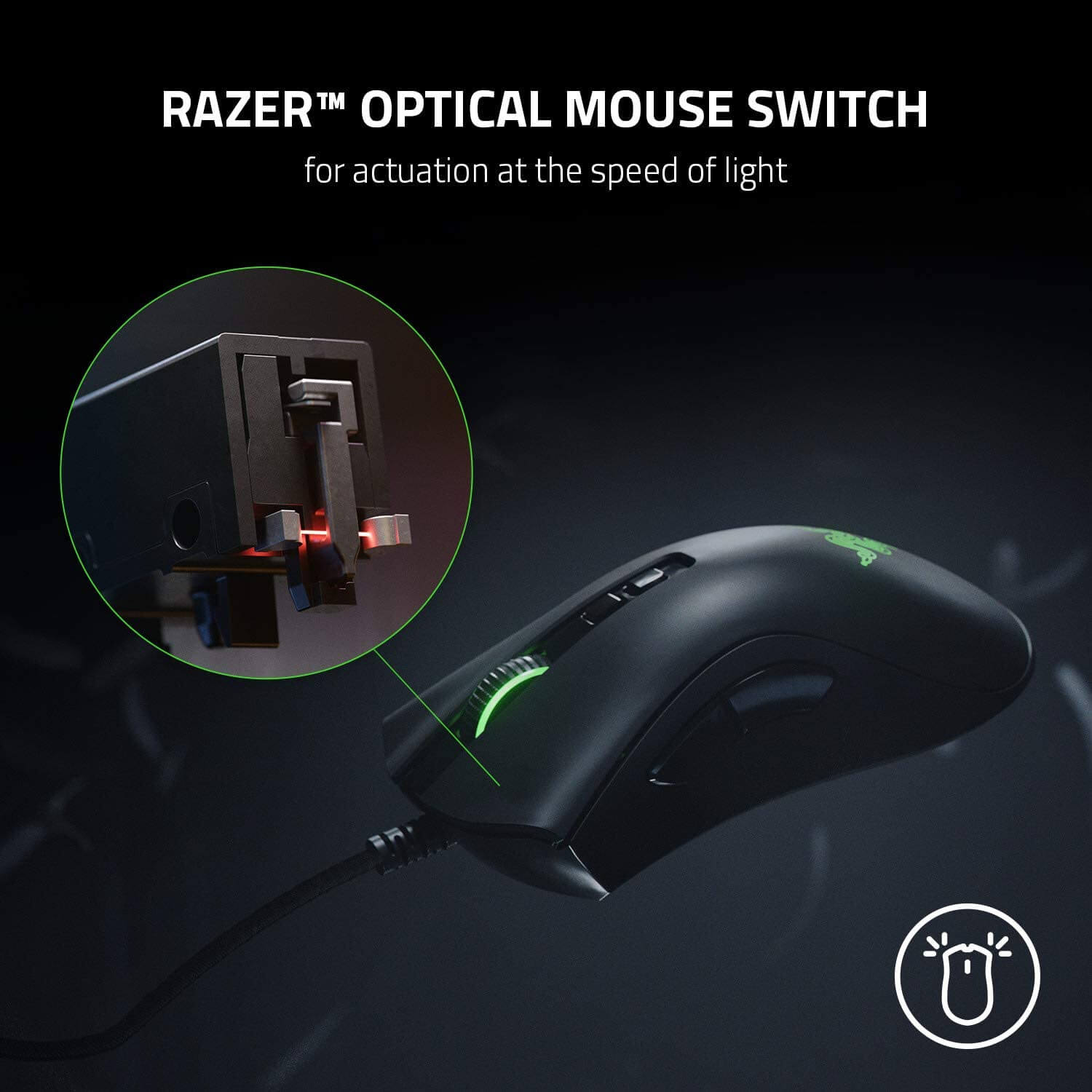 Razer Deathadder V2 Gaming Mouse Features 2