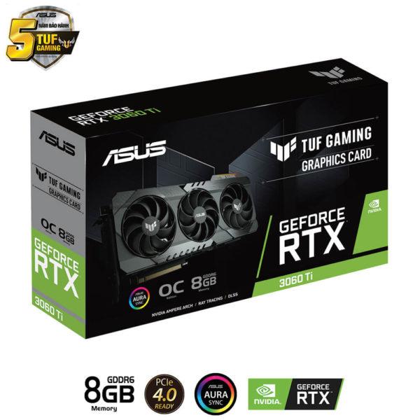 Tuf Rtx3060ti O8g Gaming H2