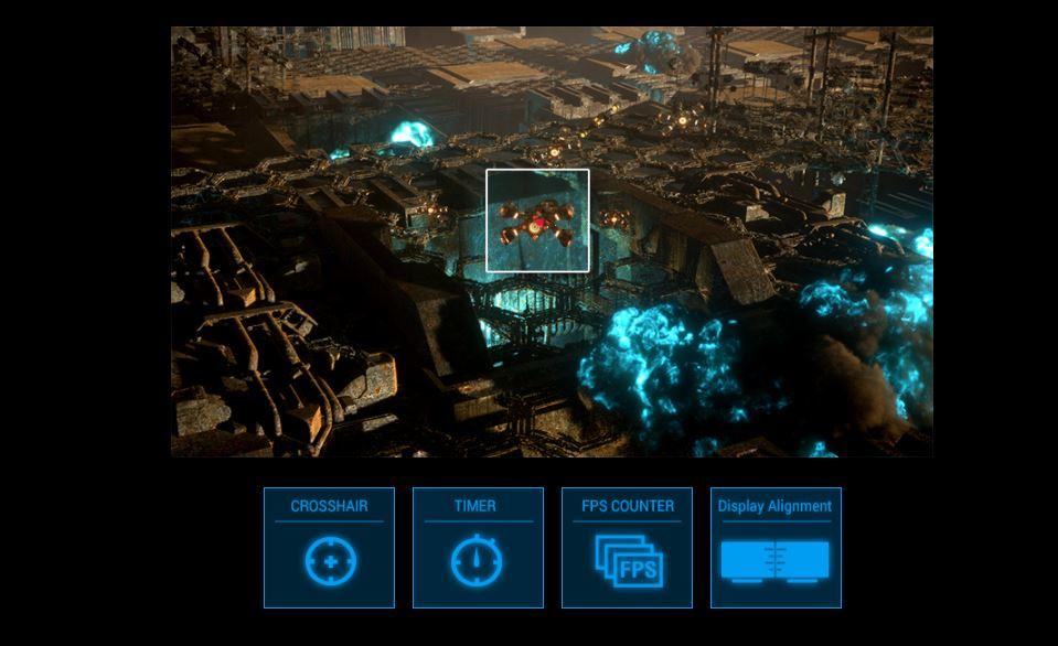 ASUS TUF Gaming VG279QM HDR Gaming Monitor – 27 inch FullHD 280Hz (Sao chép)