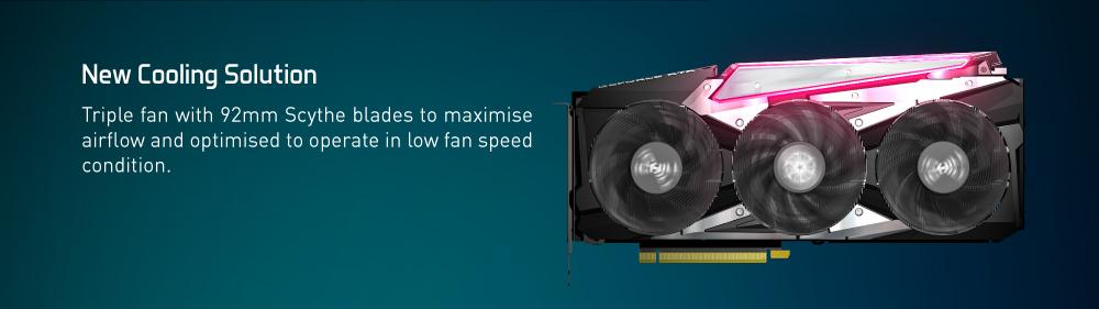 Inno3d Geforce Rtx 3060 Ti Ichill X3 Red 32497 5