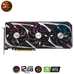 Asus Rog Strix Geforce Rtx™ 3060 Gaming 12g H3