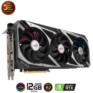 Asus Rog Strix Geforce Rtx™ 3060 Gaming 12g H7