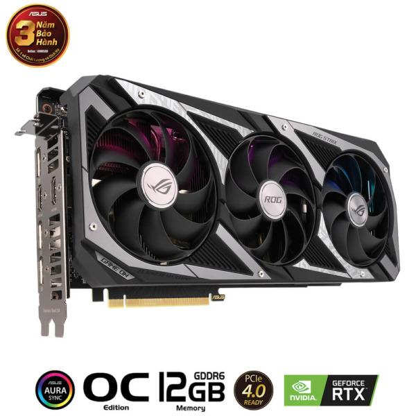 Asus Rog Strix Geforce Rtx™ 3060 Gaming O12g H7