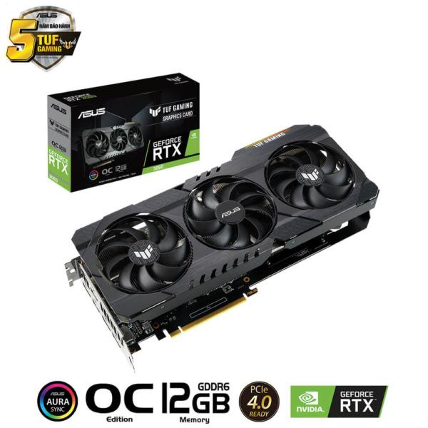 Asus Tuf Gaming Geforce Rtx™ 3060 O12g H1
