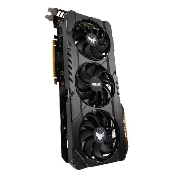 Asus Tuf Gaming Geforce Rtx™ 3060 O12g H10