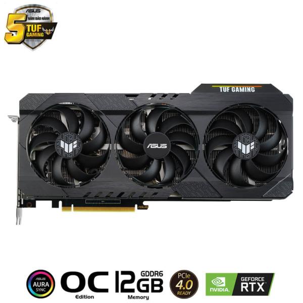 Asus Tuf Gaming Geforce Rtx™ 3060 O12g H3